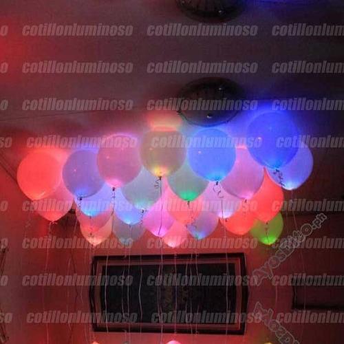 para fiestas globos led