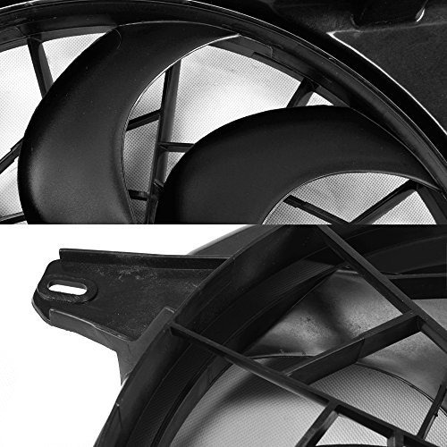 NEW Radiator Condenser Cooling Fan For 1994-1996 Ford Mustang 3.8L V6 FO3115129