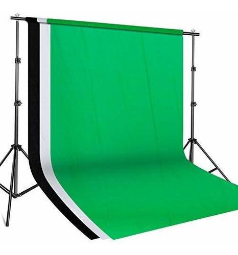 para fotografia kit soporte fondo resistente bolsa