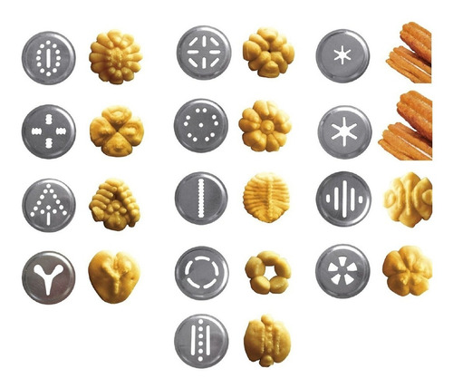 para galletas maquina