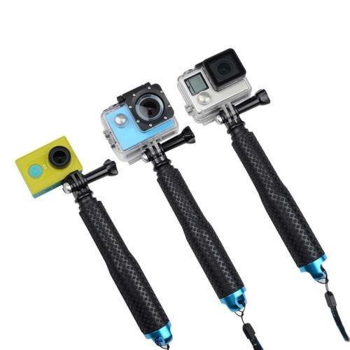 para gopro hero 4 3 2 selfie mini stick impermeable mon-4939