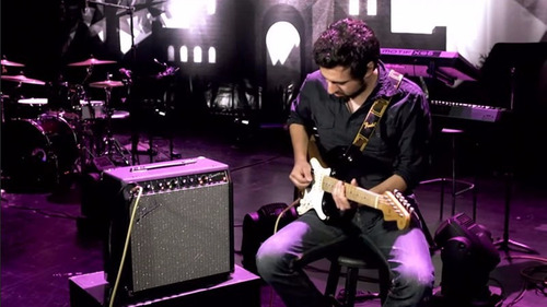 para guitarra amplificador