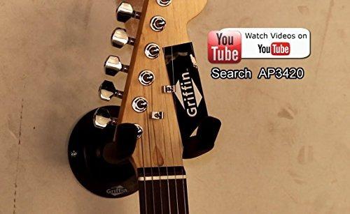 para guitarra soportes