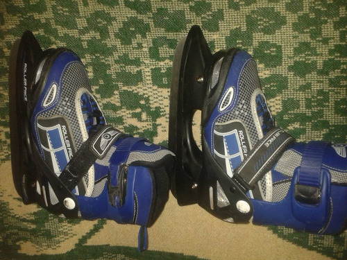 para hielo patines