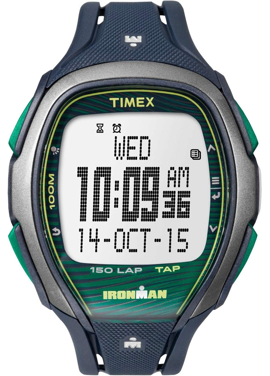 22032a67c8cd para hombre timex ironman de alarma reloj cronógrafo tw5m09. Cargando zoom.