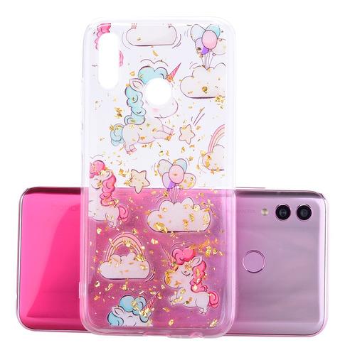 para huawei honor 10lite/p smart 2019/nova lite 3 moda color