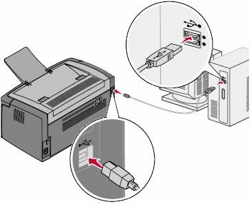 para impresora cable