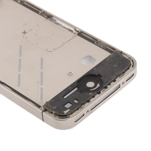 para iphone 4 repuesto 2 in 1 replacement front bezel