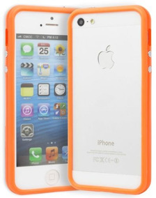 9abc9bf9af4 Carcasa Solo Borde Para Iphone 5 Celulares Carcasas - Carcasas, Fundas y  Protectores Carcasas y Fundas para iPhone en Mercado Libre Chile