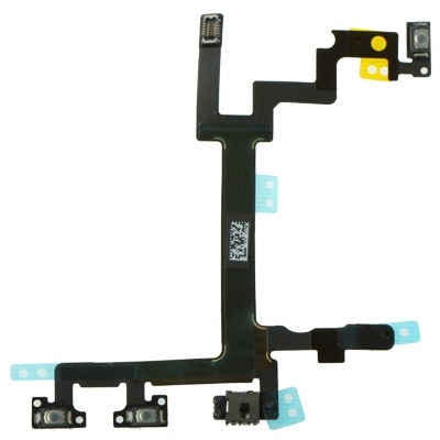 para iphone 5 repuesto flex cable switch power button