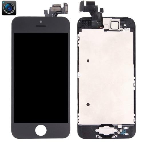 para iphone 5 repuesto pantalla lcd 4 1 camara negro