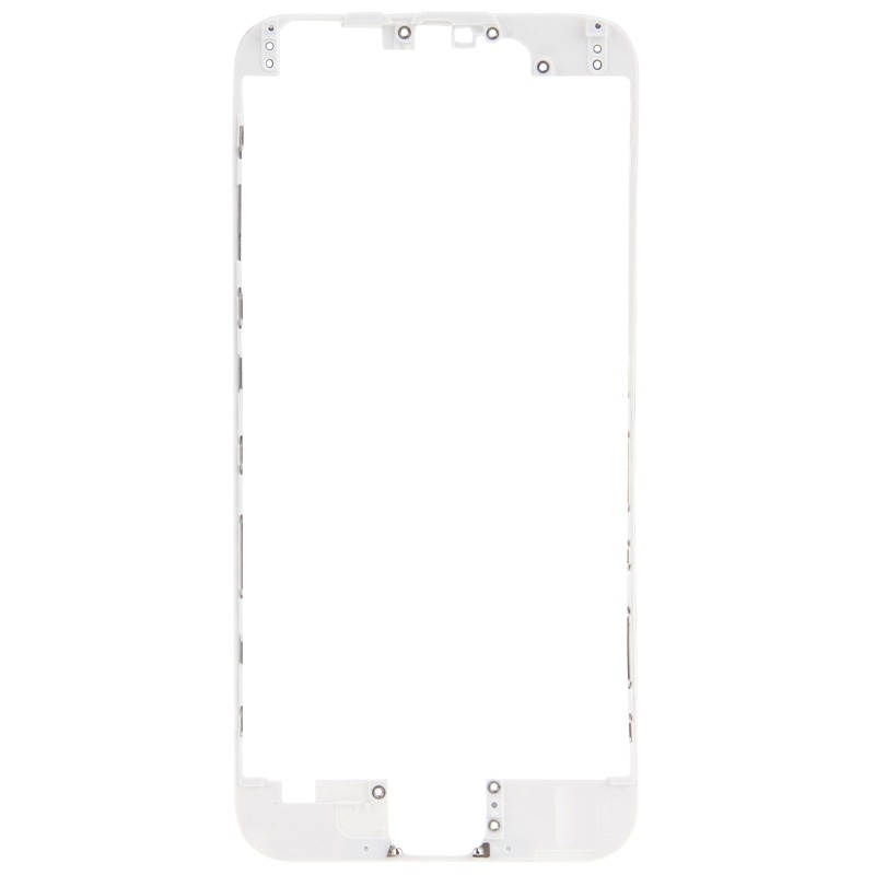 Para Iphone 6 Repuesto Calcomania Marco Embellecedor Negro ...