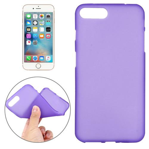 para iphone 8 volver funda protectora color solido tpu plus