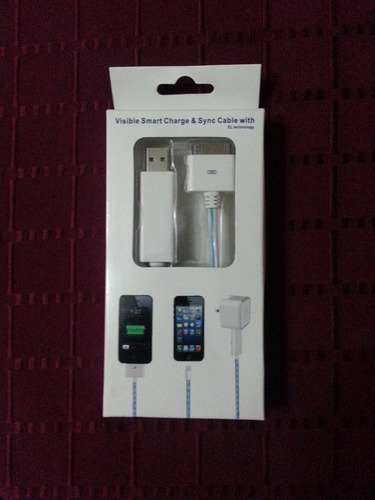 para iphone, cables