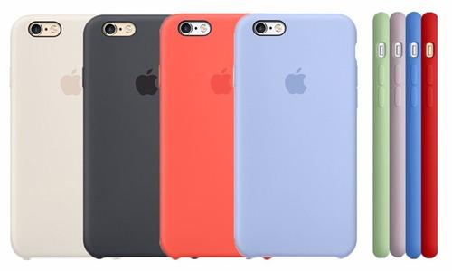 para iphone funda silicona