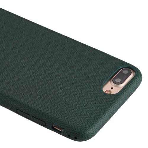 para iphone plus 8 funda protectora contraportada verde