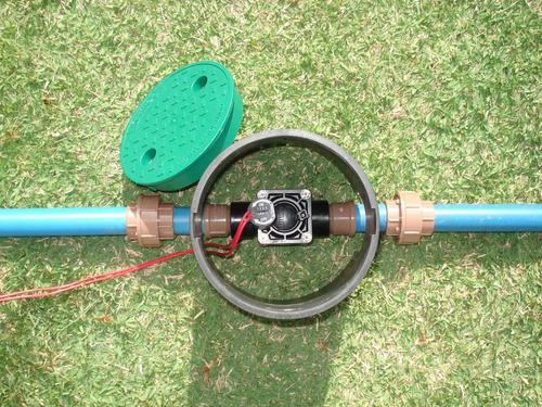 para irrigação válvula