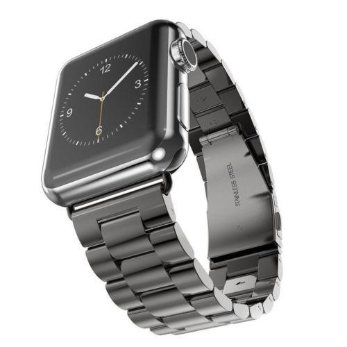 ca2a877f9 Para Iwatch Apple Watch Series 3 2 1 Metal Venda De Acero -   232.990 en Mercado  Libre