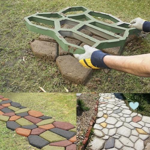 para jardim/ forma