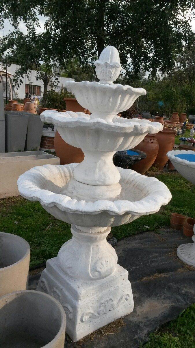 para jardin fuente