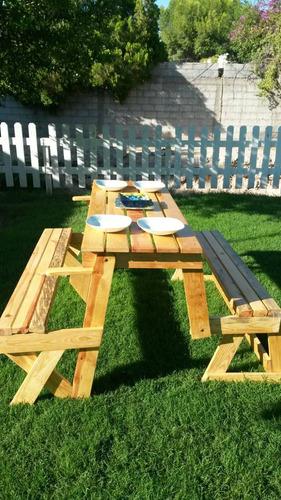 para jardin mesa