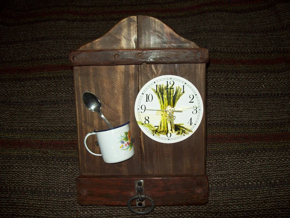 Relojes para cocina relojes pared para cargando zoom - Reloj de pared para cocina ...