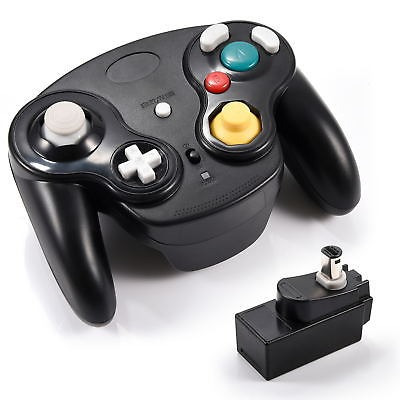 para la consola wii de gamecube ngc, el controlador de jueg