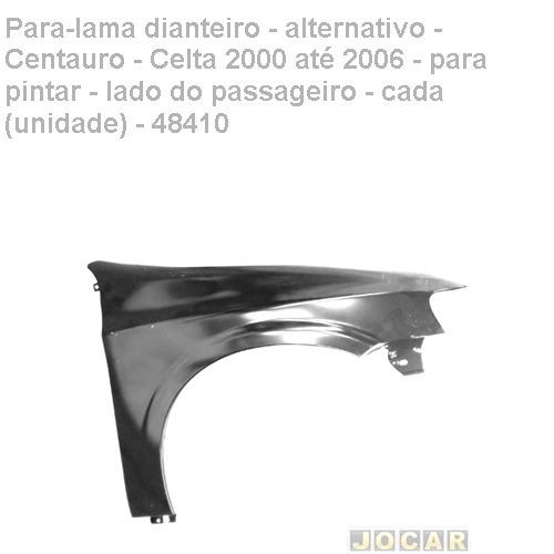 para-lama diant-alt.- centauro-celta 2000/2006-dir-48410