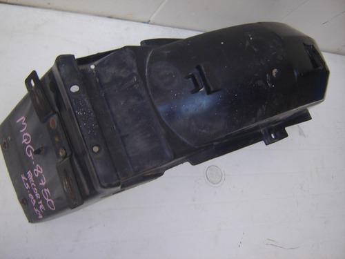 para lama traseiro da placa moto suzuki gs 500 1998 original