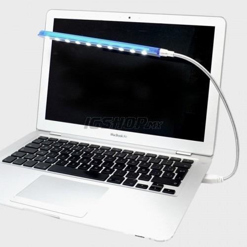 para laptop lampara