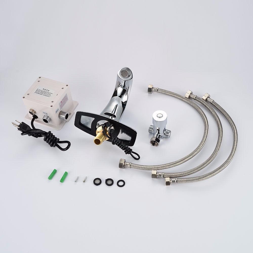 Llave Para Lavabo C Sensor Infrarojo Automatica Envio