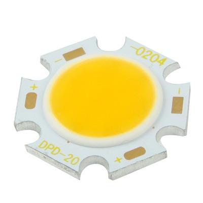 para led cuenta luz grano lampara 5w blanco integrada dc