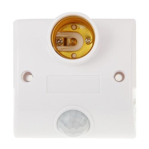 para led soporte base lampara jl-009 retraso blanco