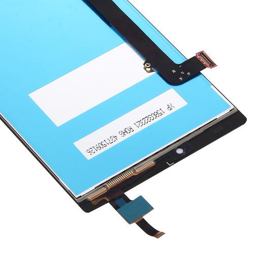 para lenovo repuesto pantalla lcd k4 note a7010 negro