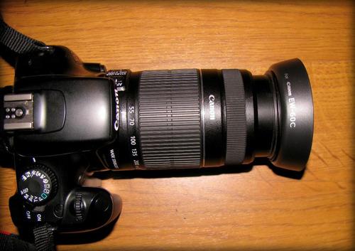 para lentes canon