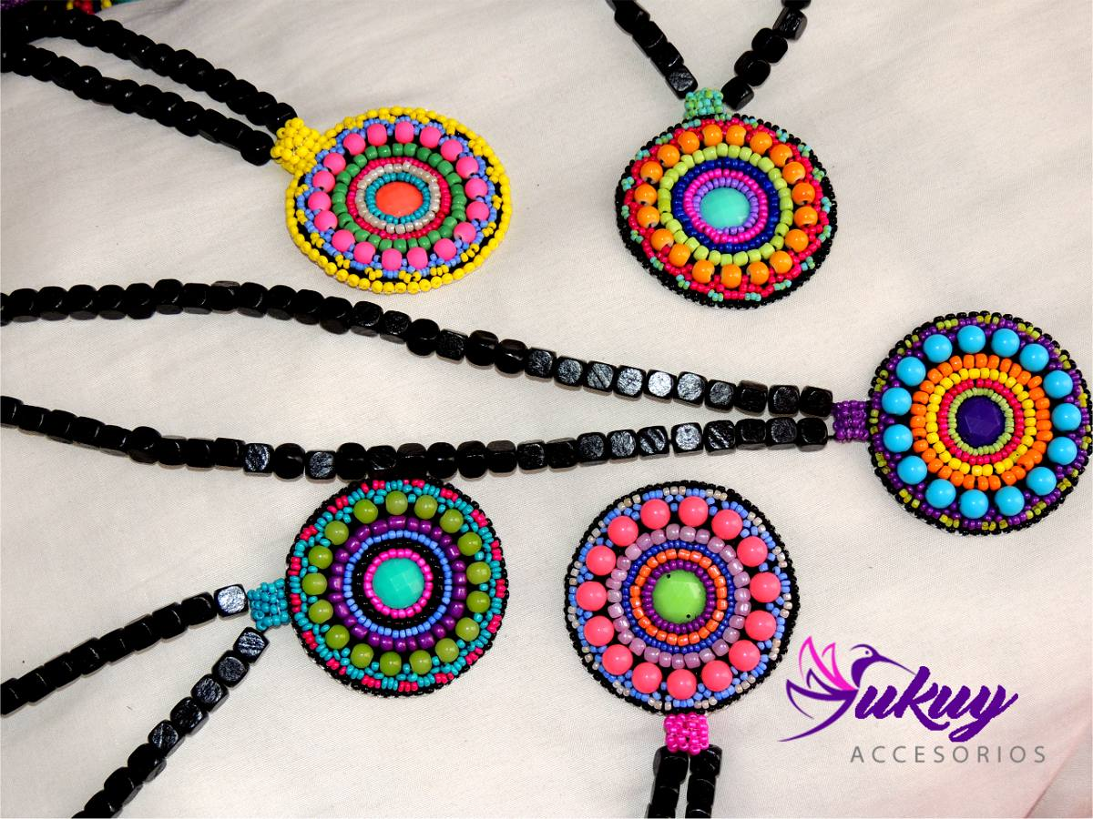 be615b6c0090 para mamá! medallones y collares. moda con sabor artesanal! ...