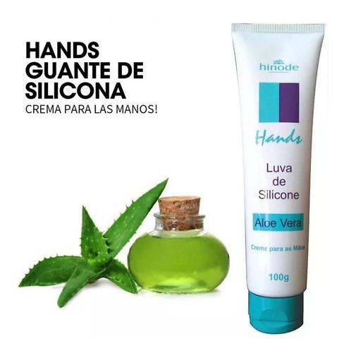 para manos crema