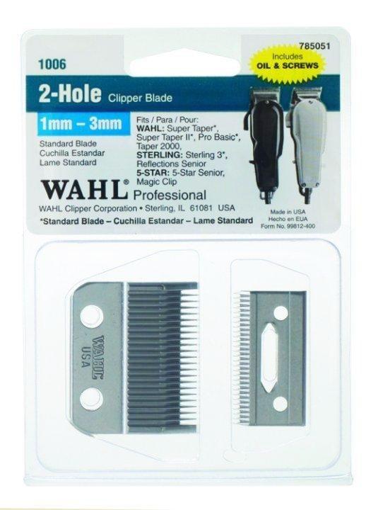 Lamina para maquina de cortar cabelo wahl lubrificante for Maquina para cortar metacrilato