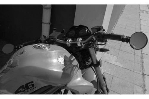para moto espejos
