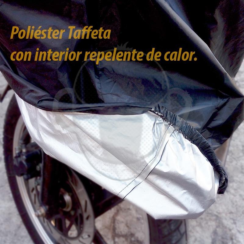 9de627a1b15 Cargando zoom... 2 funda cubierta r7 impermeable para moto resiste agua 150  cc