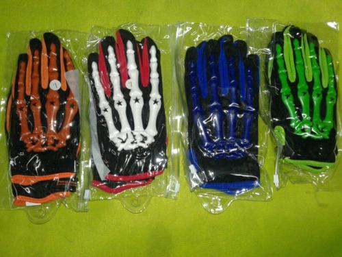 para moto guantes