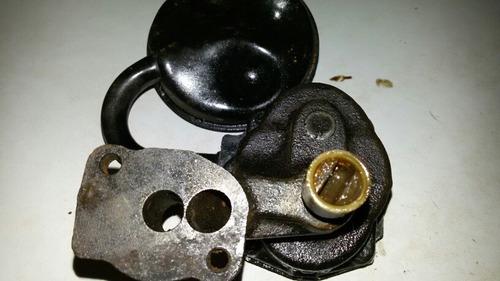 para motor bomba aceite