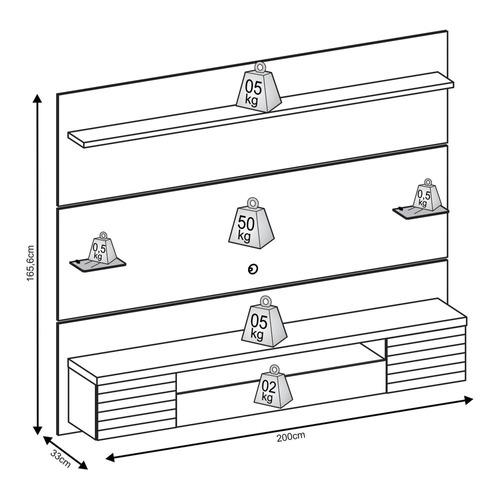 para móveis painel