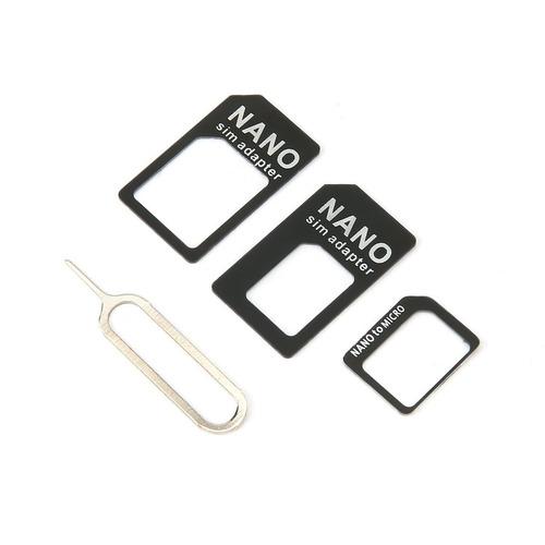 para nano sim adaptador e para micro sim adaptador para nano