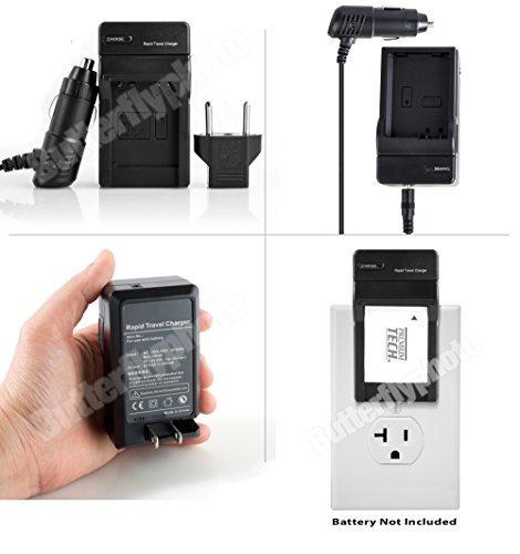 para nikon cargador baterias