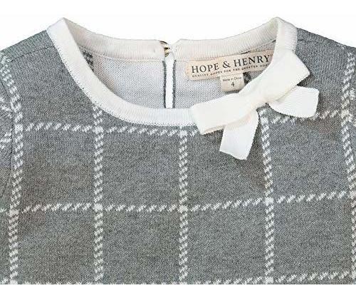 para niña hope henry vestido sueter
