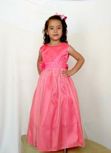 para niña vestido