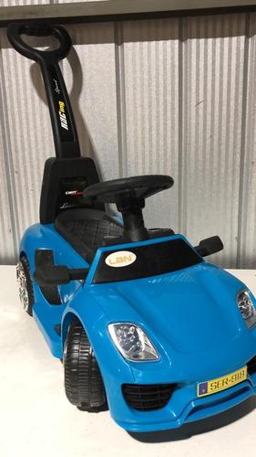 para niño auto bateria