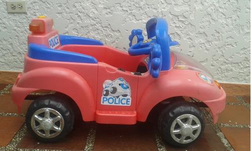 para niños carro batería