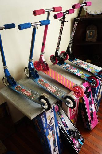 para niños scooter